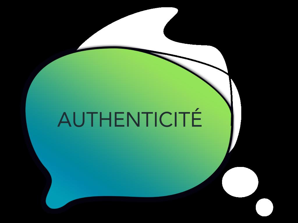 Icon authenticité