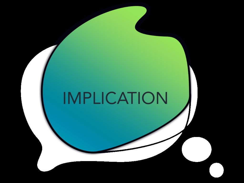 Icon implication