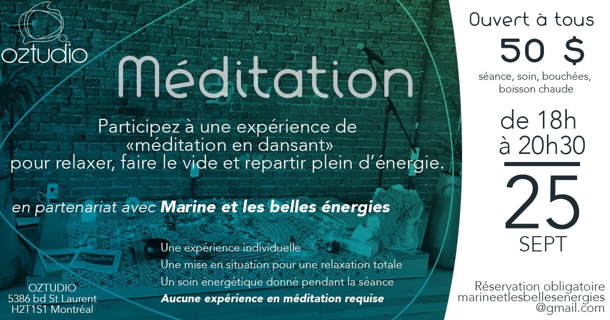 Oztudio - meditation