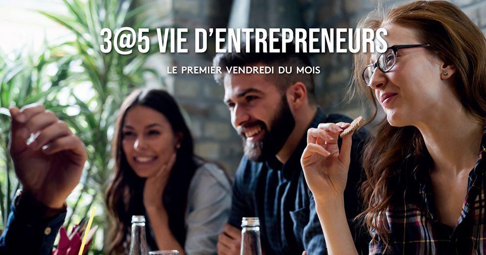 3@5 vie d'entrepreneurs